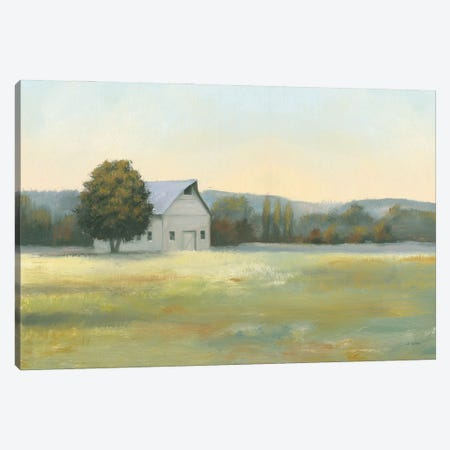 Morning Meadows II Canvas Print #JAW130} by James Wiens Canvas Art Print
