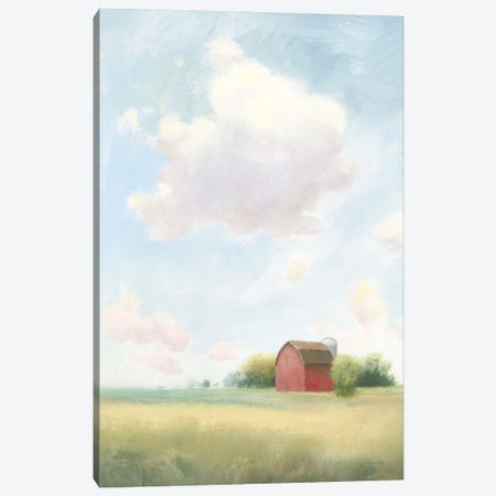 Pleasant Pastures Canvas Print #JAW131} by James Wiens Canvas Print
