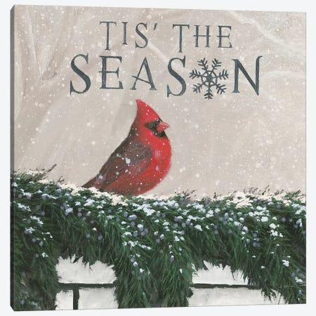 Tis The Season I Canvas Print #JAW13} by James Wiens Art Print