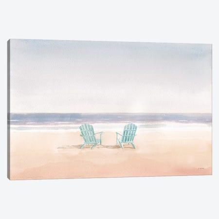 Salento Coast II Canvas Print #JAW22} by James Wiens Canvas Wall Art