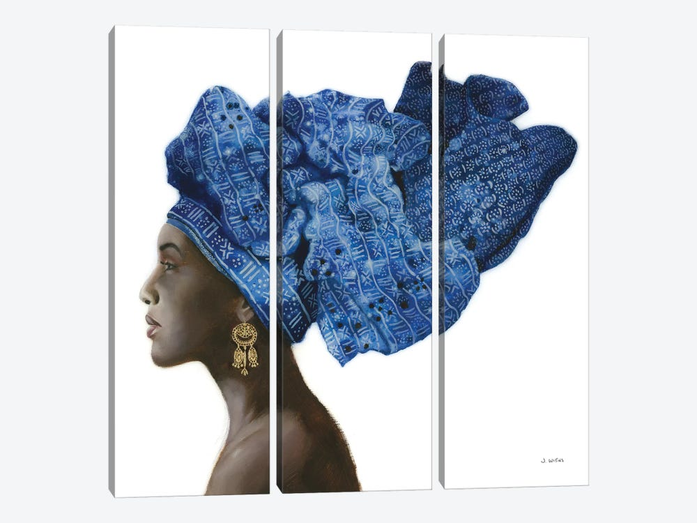 Pure Style by James Wiens 3-piece Canvas Art