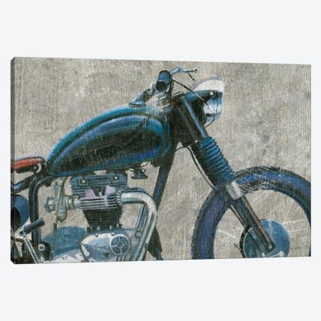 Lets Roll I Grunge Crop Canvas Print #JAW84} by James Wiens Canvas Art Print