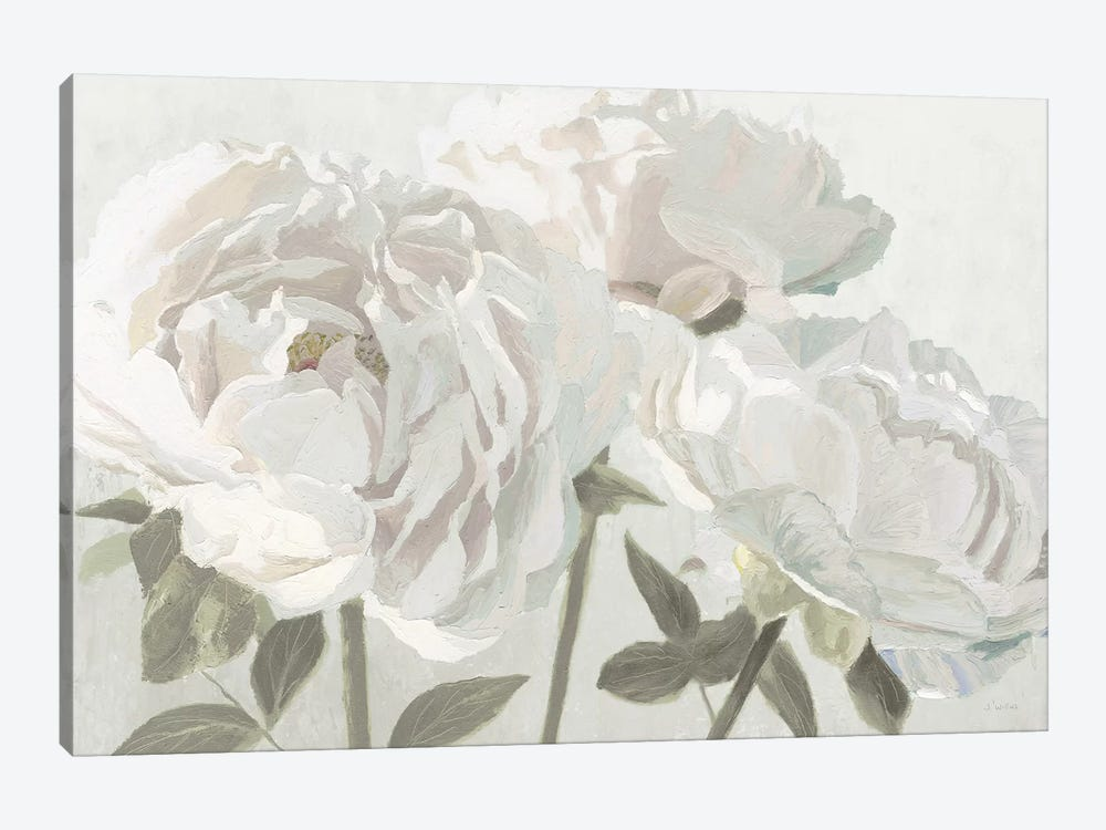 Essence of June I Neutral by James Wiens 1-piece Canvas Print
