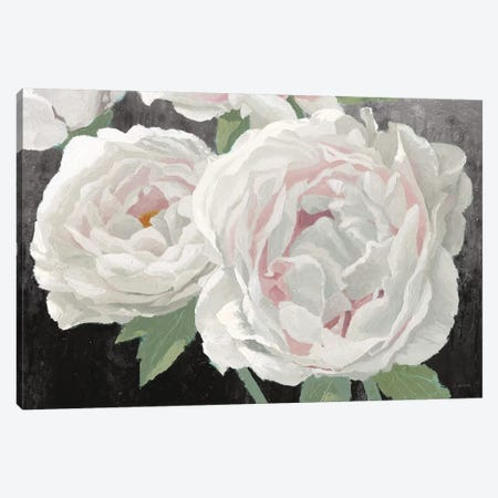 Essence of June II Black 3-Piece Canvas #JAW94} by James Wiens Canvas Art