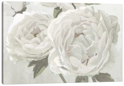 Essence of June II Neutral Canvas Art Print
