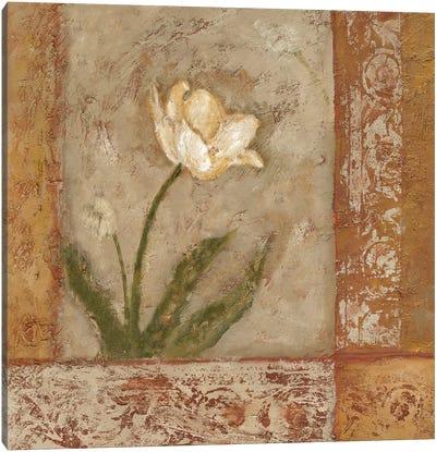 Morning Floral I Canvas Art Print