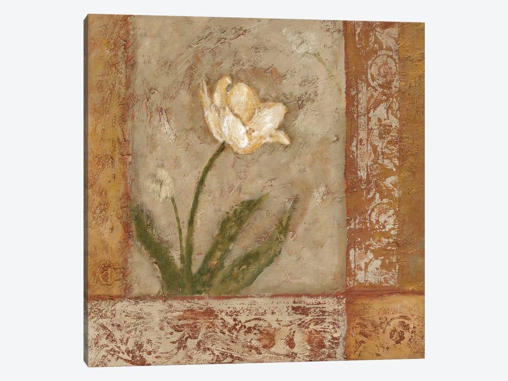 Morning Floral I by Judi Bagnato 1-piece Canvas Art Print