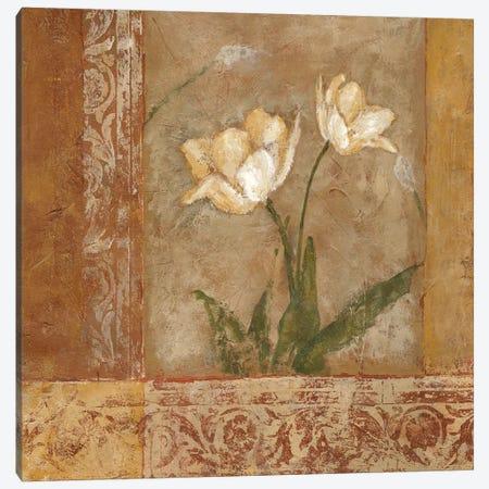 Morning Floral II Canvas Print #JBA11} by Judi Bagnato Canvas Print