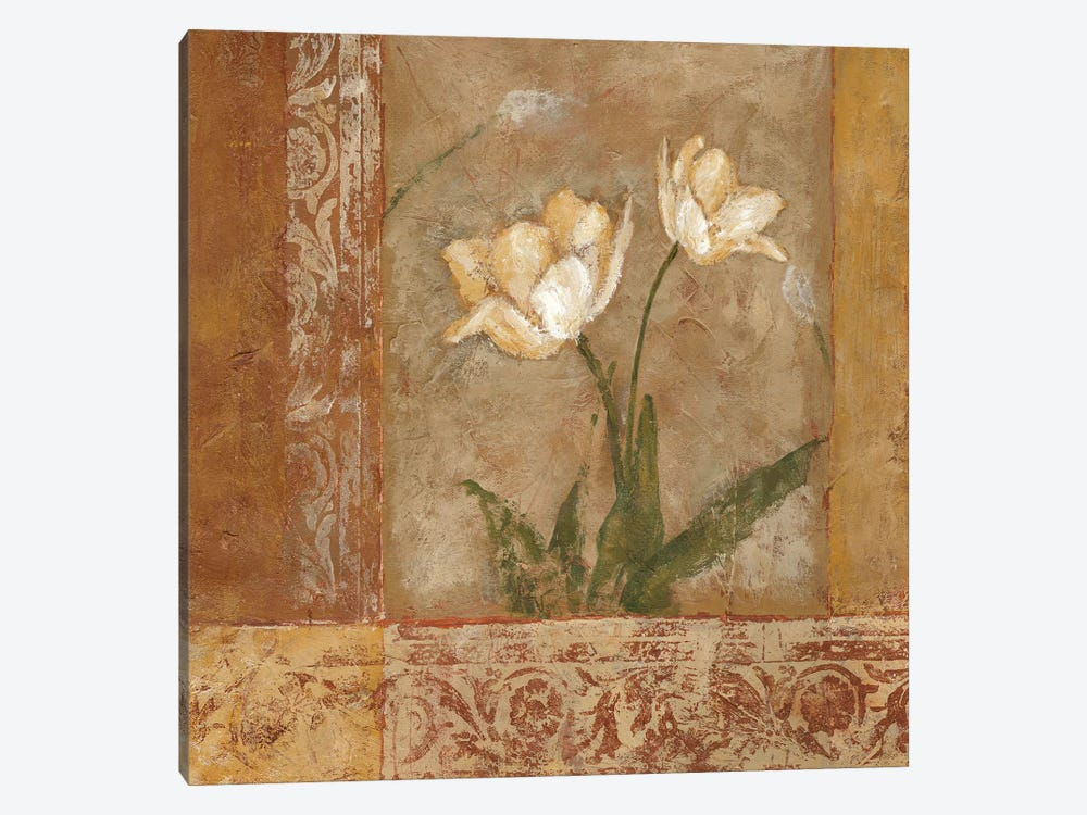 Morning Floral II by Judi Bagnato 1-piece Canvas Art