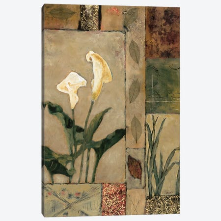 Nature's Bounty I 3-Piece Canvas #JBA12} by Judi Bagnato Canvas Print
