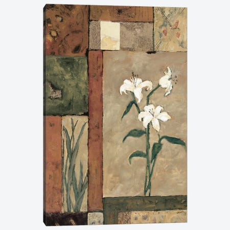 Nature's Bounty III 3-Piece Canvas #JBA14} by Judi Bagnato Canvas Artwork