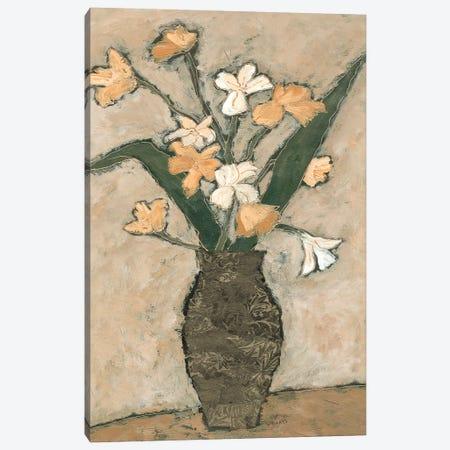 Flowers From B I Canvas Print #JBA30} by Judi Bagnato Art Print