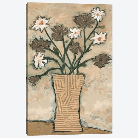 Flowers From B II Canvas Print #JBA31} by Judi Bagnato Canvas Print