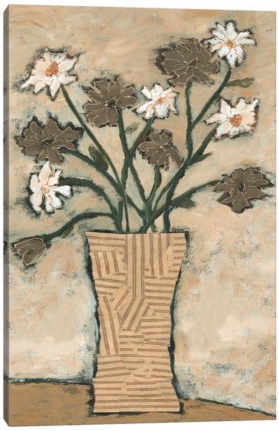 Flowers From B II Canvas Art Print