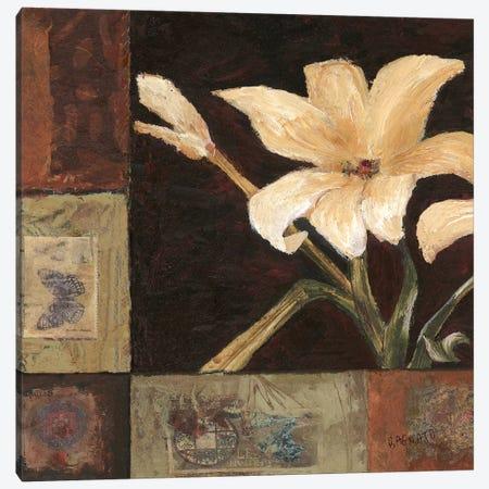 Magnolia Breeze I Canvas Print #JBA32} by Judi Bagnato Art Print