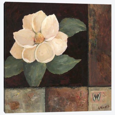 Magnolia Breeze II Canvas Print #JBA33} by Judi Bagnato Art Print