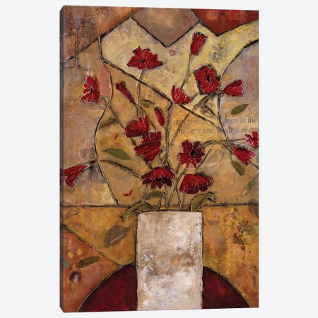 Compassion I 3-Piece Canvas #JBA3} by Judi Bagnato Canvas Artwork