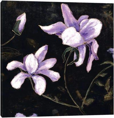 First Impressions I Canvas Art Print