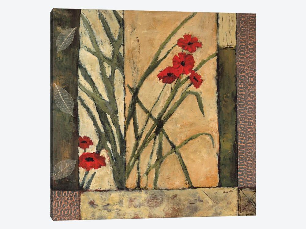 Lilies II by Judi Bagnato 1-piece Canvas Art Print