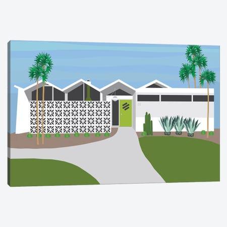 Palm Springs Living I Canvas Print #JBC16} by Jen Bucheli Canvas Artwork