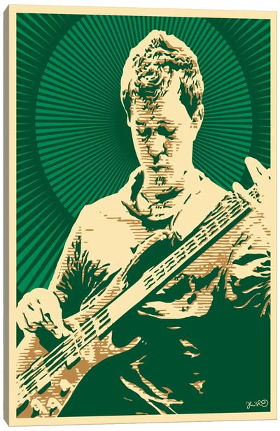 Stefan Lessard Canvas Art Print