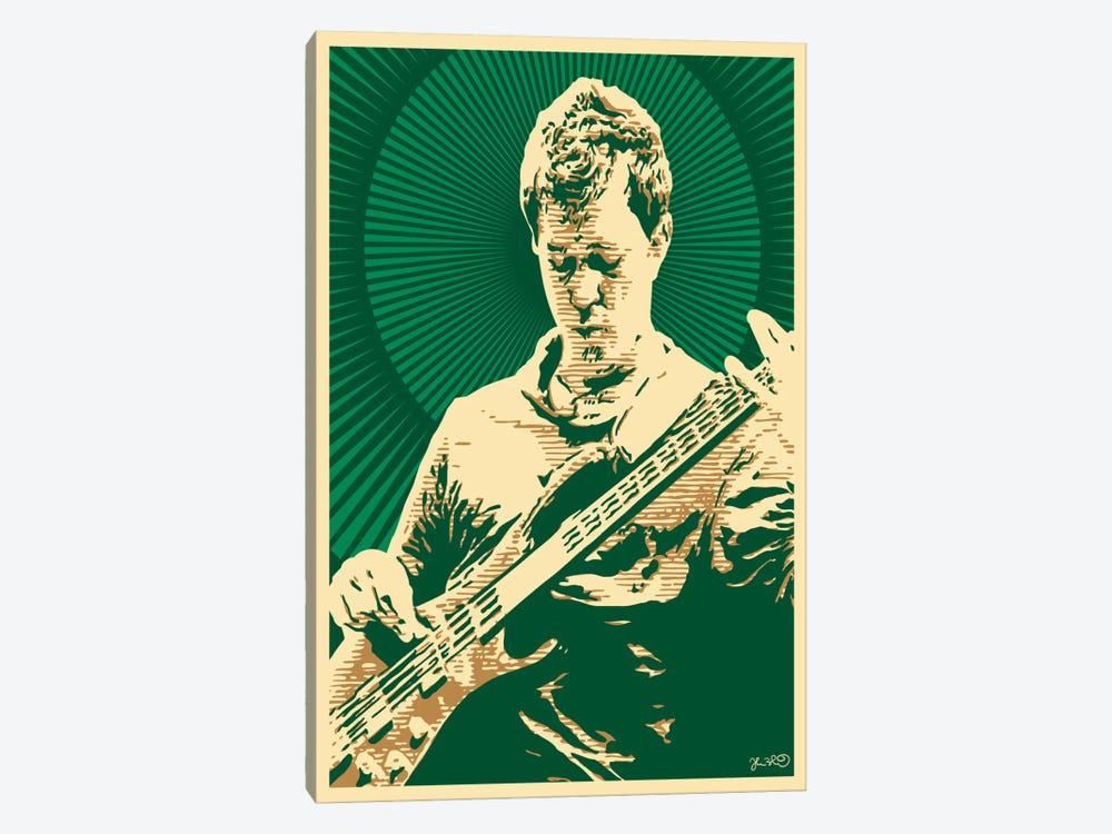 Stefan Lessard by Joshua Budich 1-piece Canvas Art Print