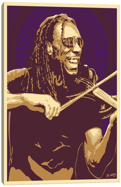 Boyd Tinsley Canvas Art Print