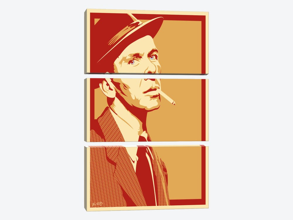 Frank by Joshua Budich 3-piece Canvas Wall Art