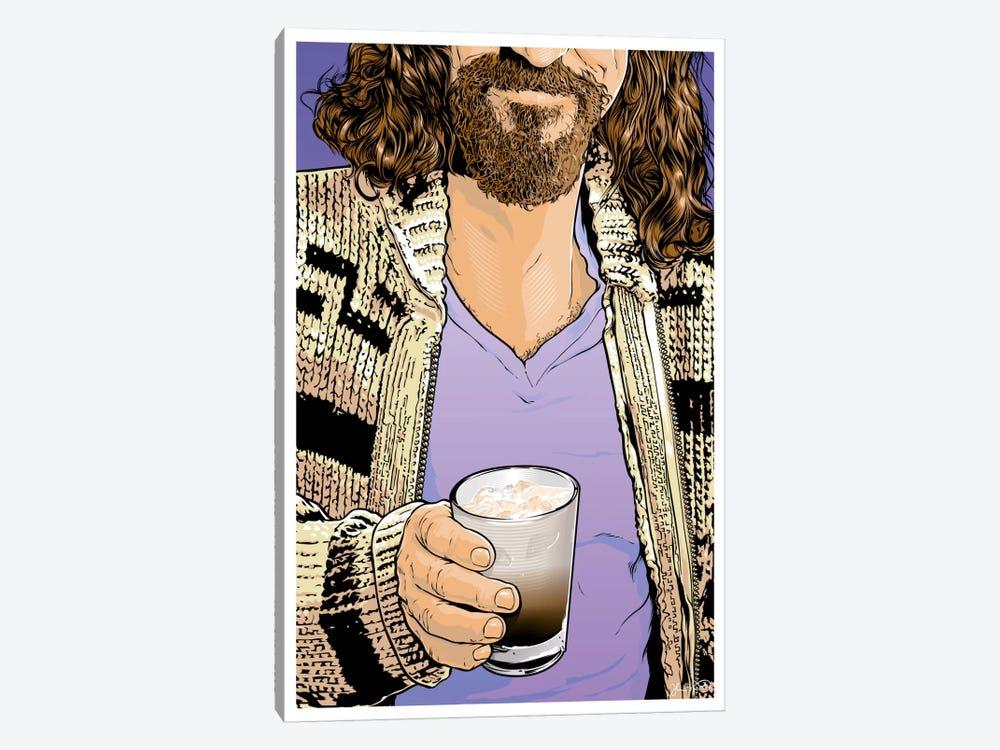 The Dude by Joshua Budich 1-piece Canvas Art Print