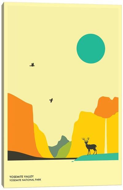 Yosemite Valley, Yosemite National Park Canvas Print #JBL143