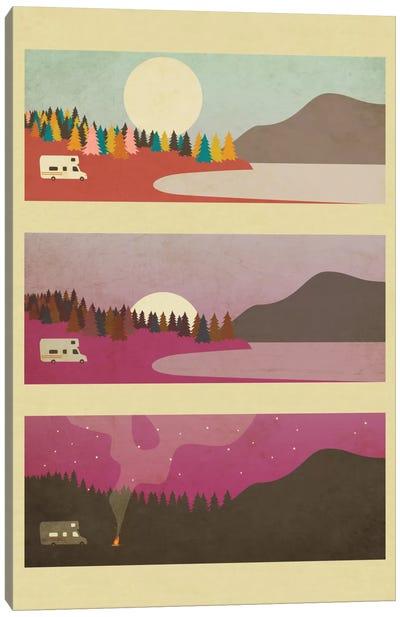 Campfire I Canvas Art Print