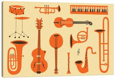 Just Jazz I Canvas Art Print