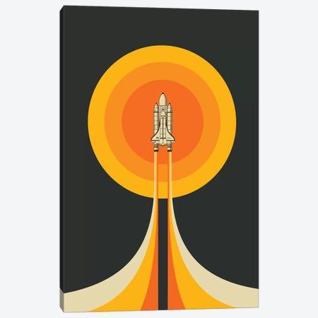 Upward Canvas Print #JBL207} by Jazzberry Blue Canvas Art
