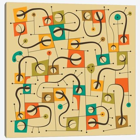 Empty Nest Canvas Print #JBL221} by Jazzberry Blue Canvas Art Print