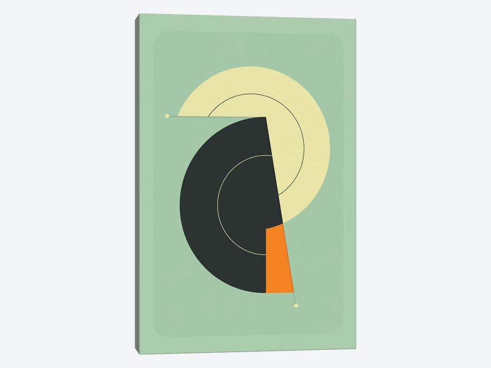 Tick Tock XXIII by Jazzberry Blue 1-piece Art Print
