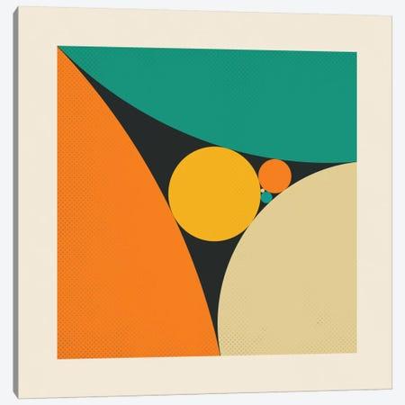Coxeter Canvas Print #JBL25} by Jazzberry Blue Canvas Artwork