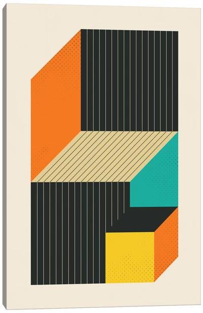 Cubes VI Canvas Art Print