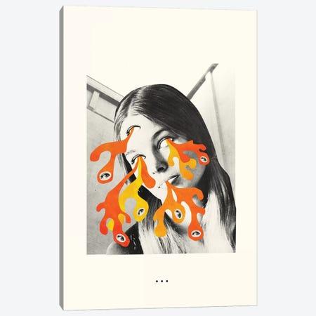LSD Canvas Print #JBL323} by Jazzberry Blue Canvas Art