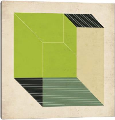 Cubes XIII.V Canvas Art Print