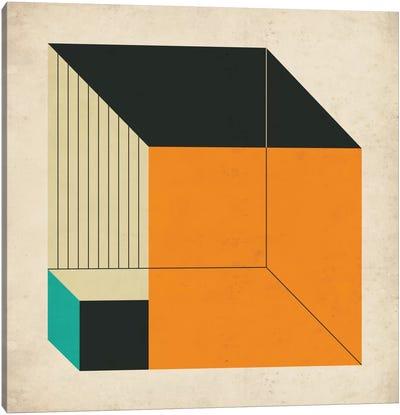Cubes XIV Canvas Print #JBL34