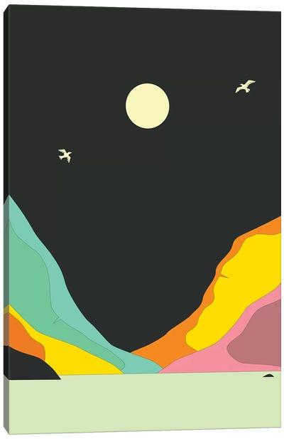 Minimal Landscape XXVIII Canvas Art Print