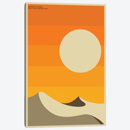 Death Valley I Canvas Print #JBL37} by Jazzberry Blue Art Print