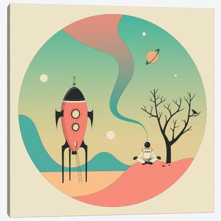 Explore II Canvas Print #JBL42} by Jazzberry Blue Art Print