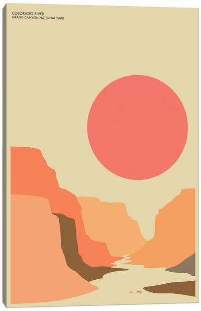 Grand Canyon Canvas Art Print