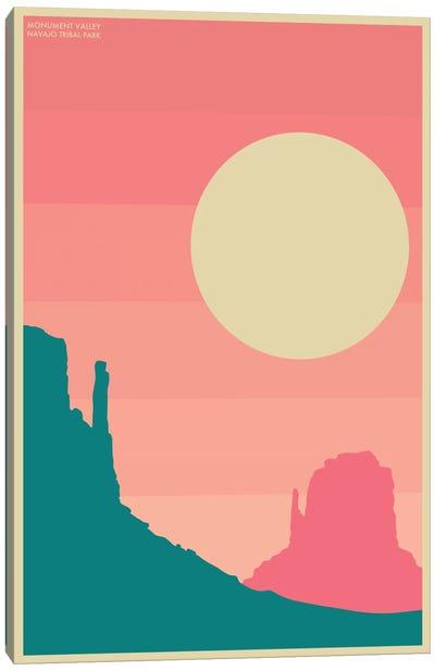 Monument Valley Canvas Print #JBL55
