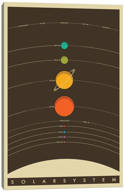 Astronomy & Space Canvas Wall Art | iCanvas