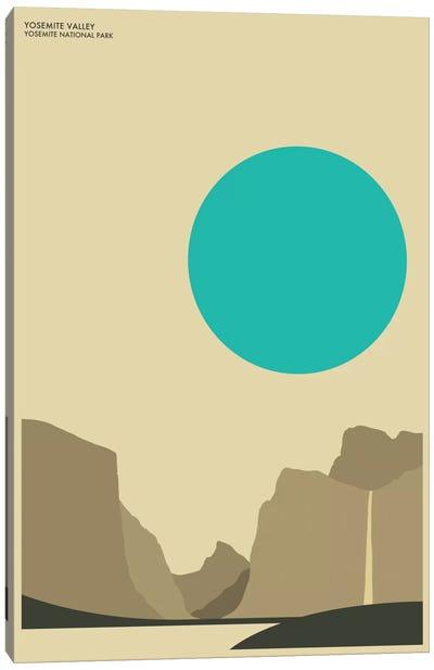 Yosemite Canvas Art Print