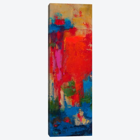 Totem Canvas Print #JBO11} by Janet Bothne Canvas Print