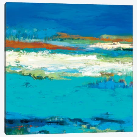 Aisle of White Canvas Print #JBO6} by Janet Bothne Canvas Print