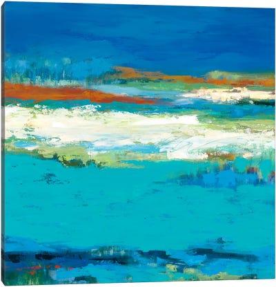 Aisle of White Canvas Art Print
